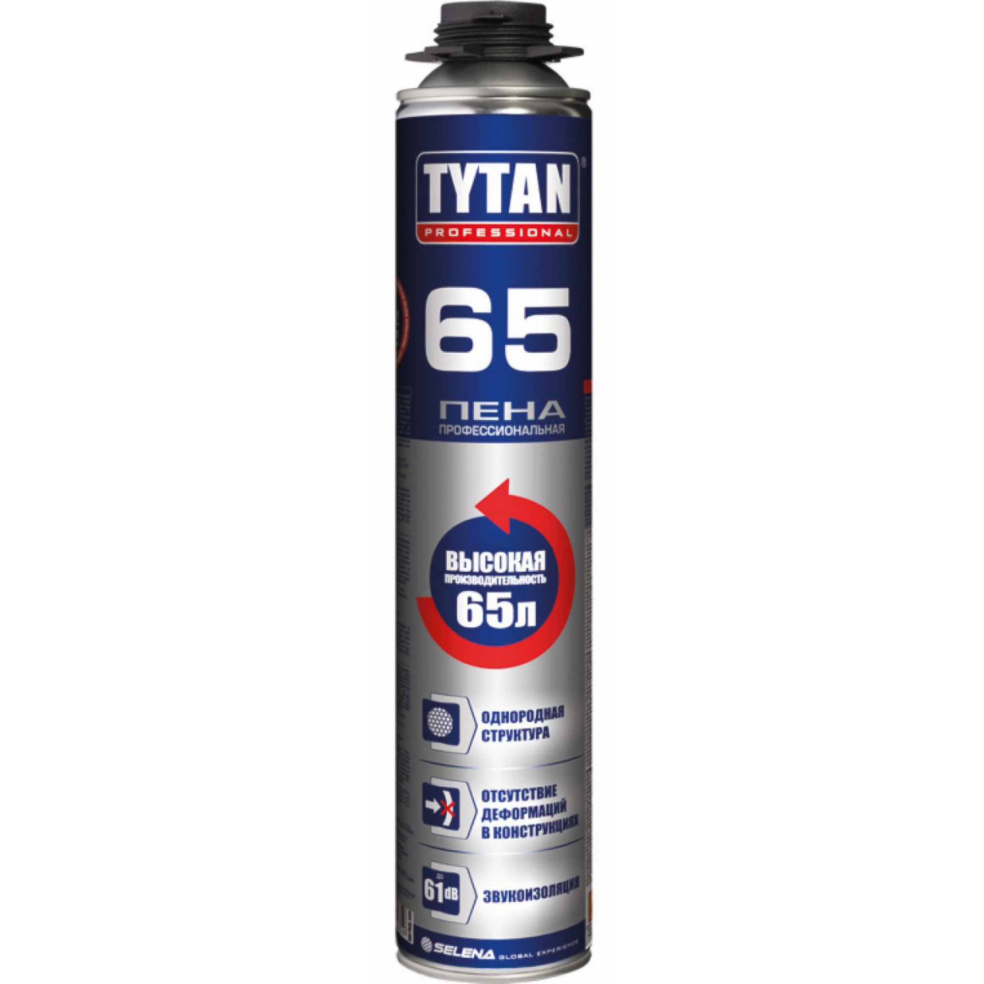 Монтажная пена Tytan Professional 65 750 мл фото