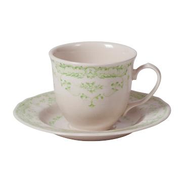 Пара чайная 200мл rose зеленый чайная пара старая в з