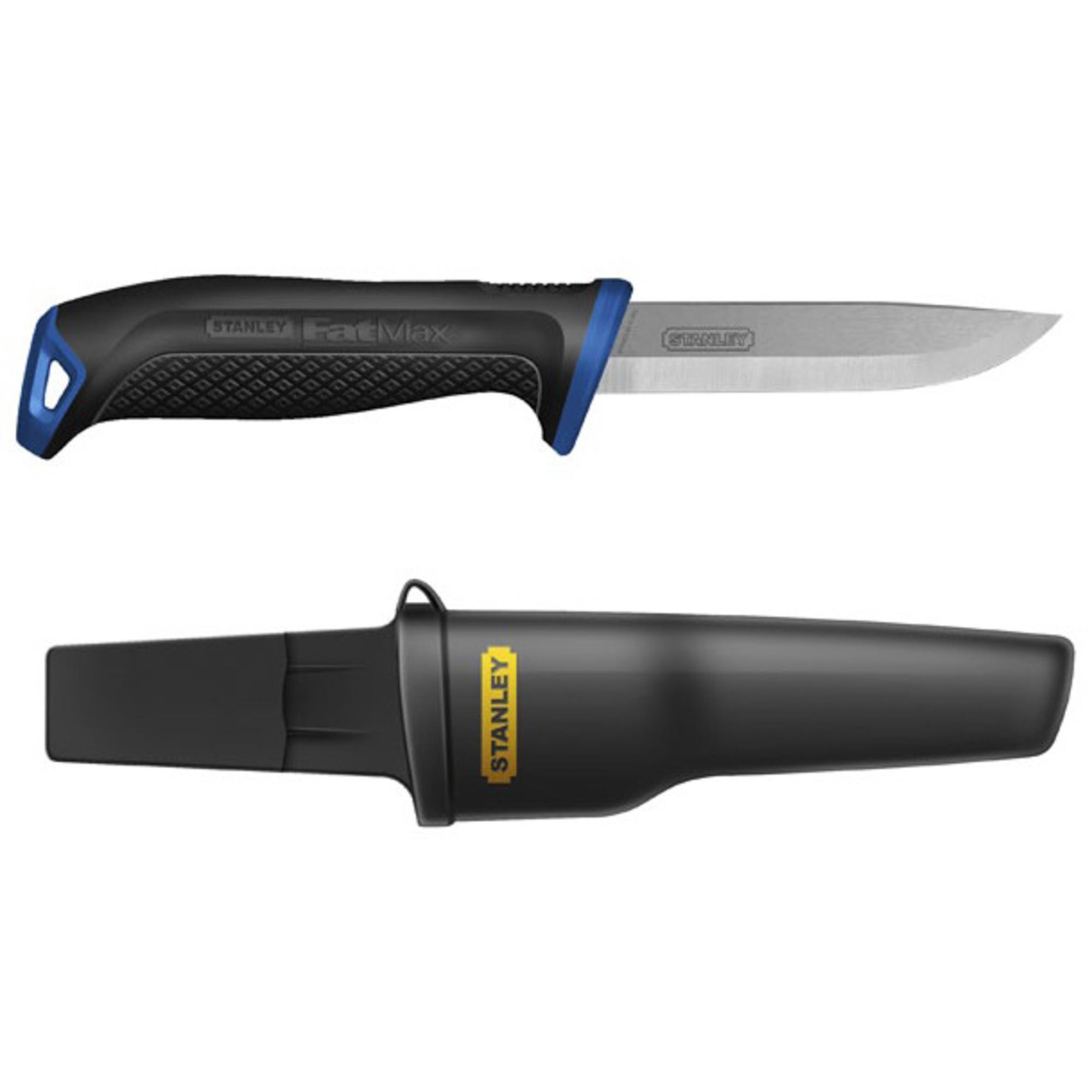 Фото - Нож STANLEY FatMax универсальный с лезвием из нержавеющей стали монтажный нож stanley