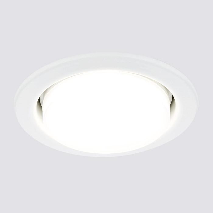 Встраиваемый светильник Ambrella GX53 CLASSIC G101 W