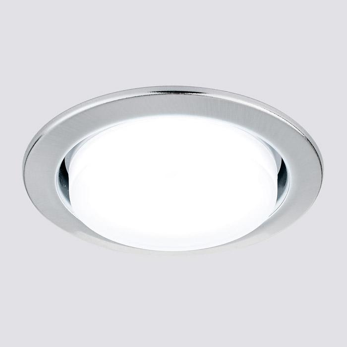 Встраиваемый светильник Ambrella GX53 CLASSIC G101 CH фото