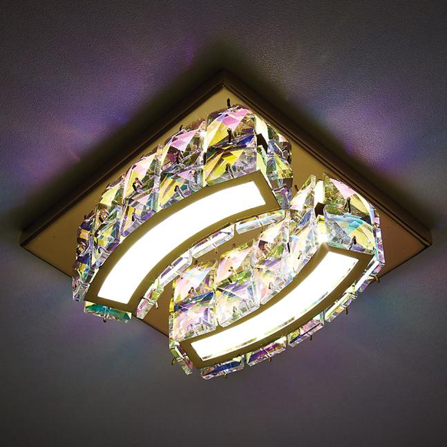 Светильник светодиодный Ambrella light S70 PR/G 4W 4200K LED 0 pr на 100
