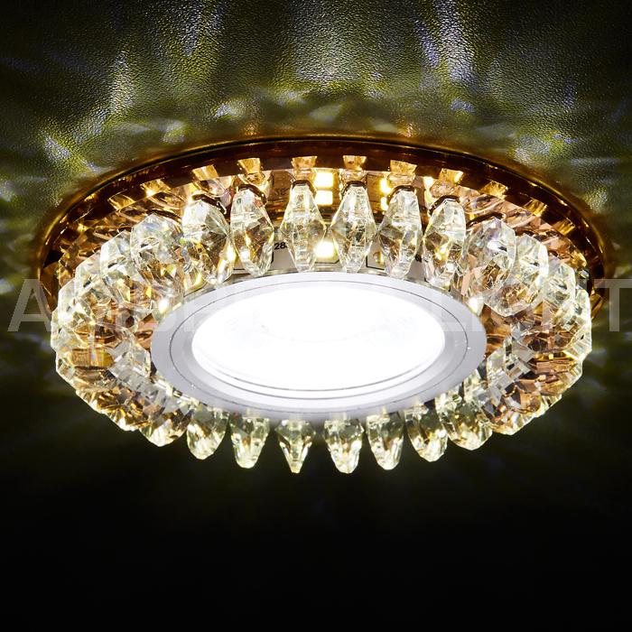 Светильник светодиодный Ambrella light S220 BR