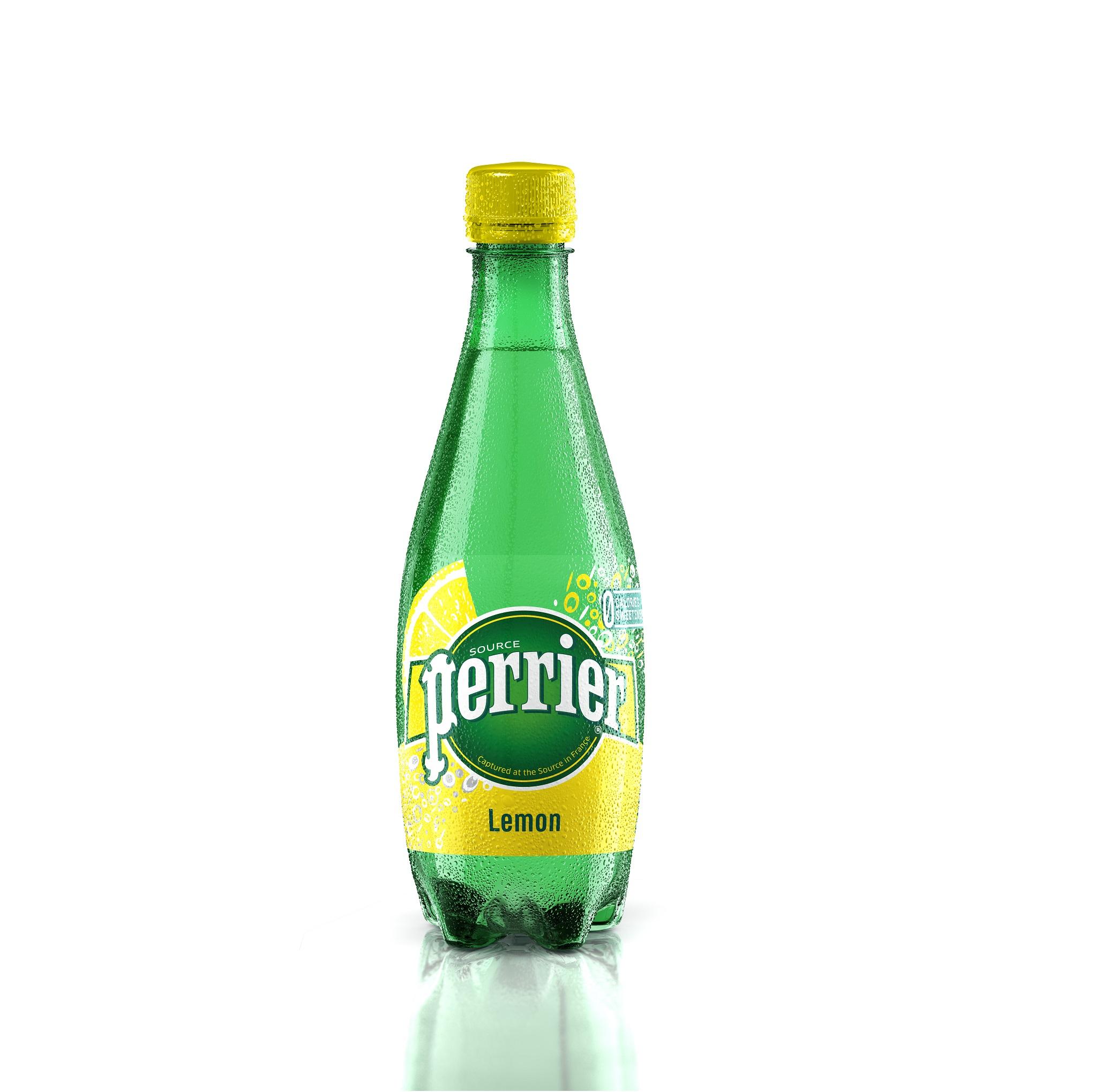 Вода Perrier Lemon 500 мл фото