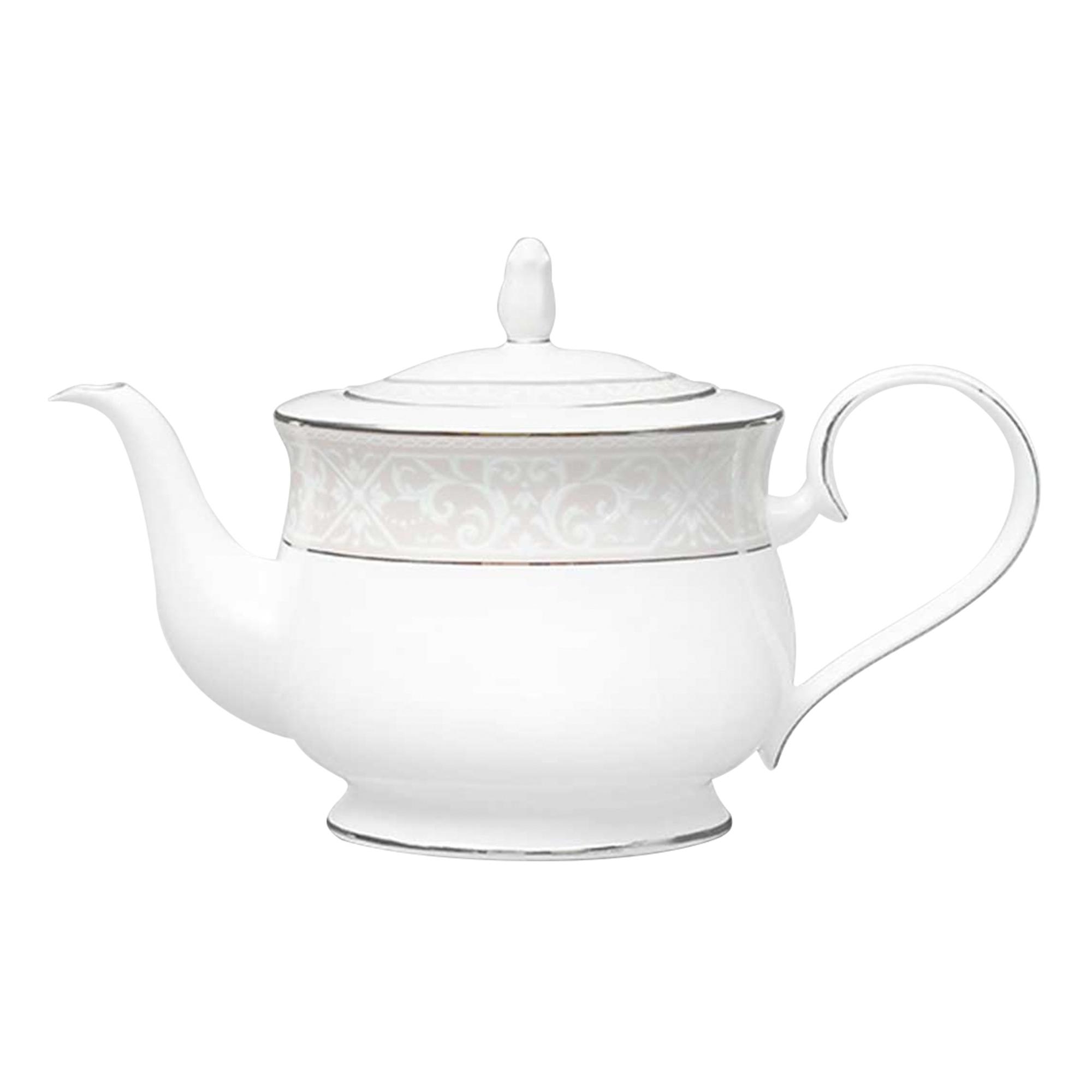 Чайник заварочный Noritake Монтвейл платиновый кант 1 л заварочный чайник 1 5 л lilac 5520010 1