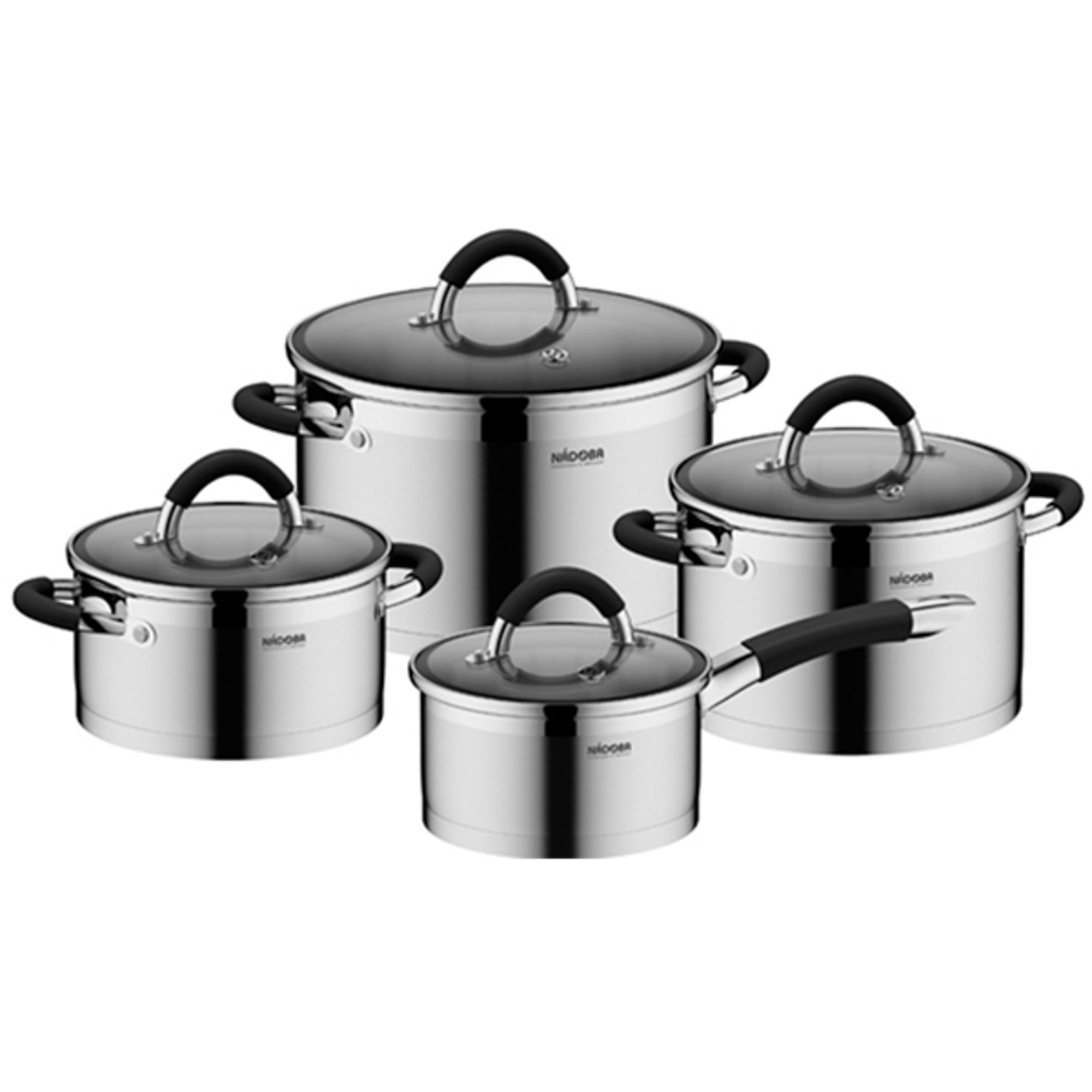Набор посуды Nadoba Olina 8 предметов
