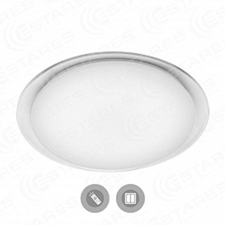 Светильник управляемый светодиодный Saturn 80w r-860-shiny управляемый светодиодный светильник estares saturn 25w rgb r 328 shiny white 220 ip44 2019