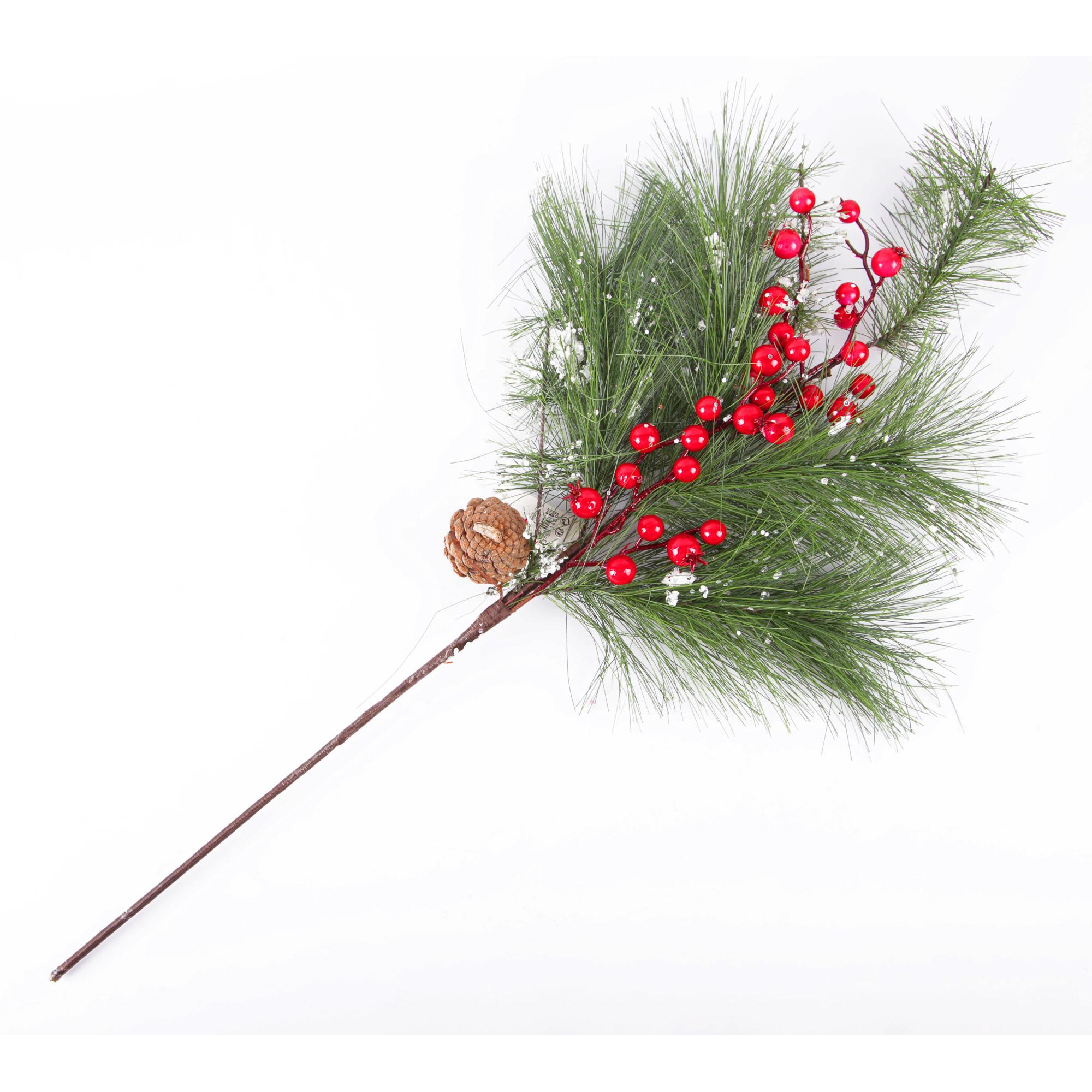 Ветвь искусственная декоративная 25х65см Kaeming 622399