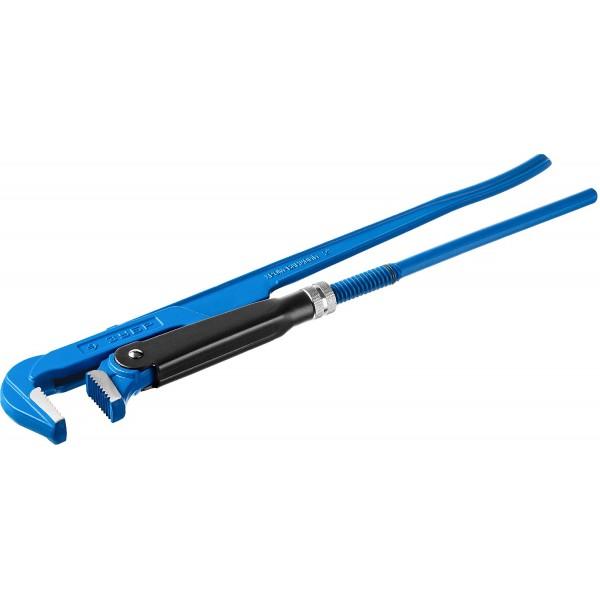 Ключ трубный рычажный ЗУБР профессионал № 3, 2 560 мм полотно пильное зубр профессионал 320 230 14 зубьев 159772 14