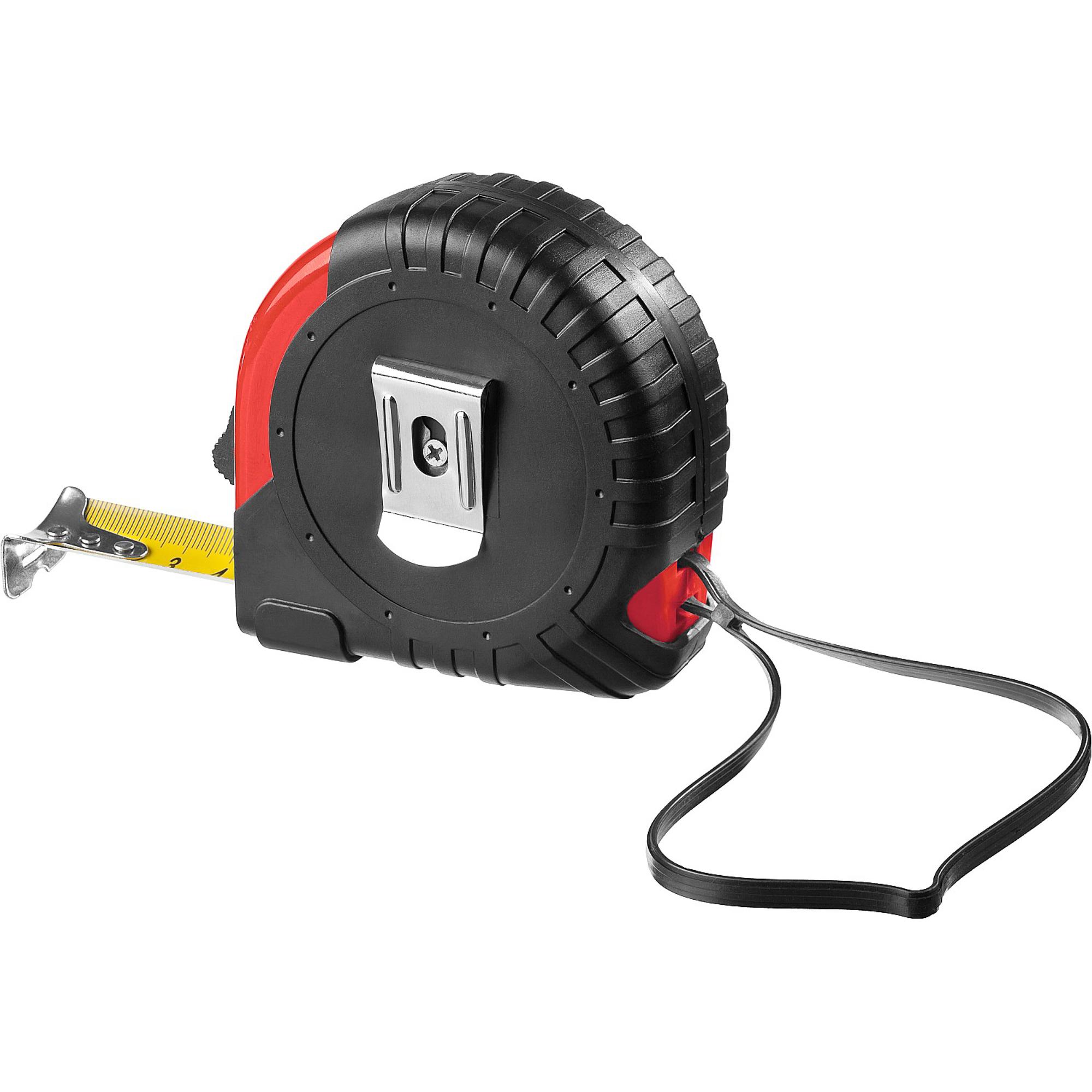 Купить Рулетка MIRAX, обрезиненный пластиковый корпус 3 м, рулетка, Китай
