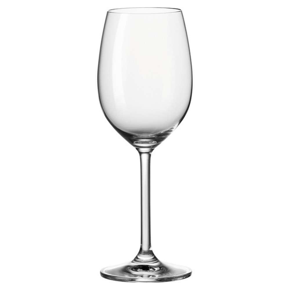 Купить Бокал для белого вина Leonardo Daily (63315), Словакия, прозрачный, стекло