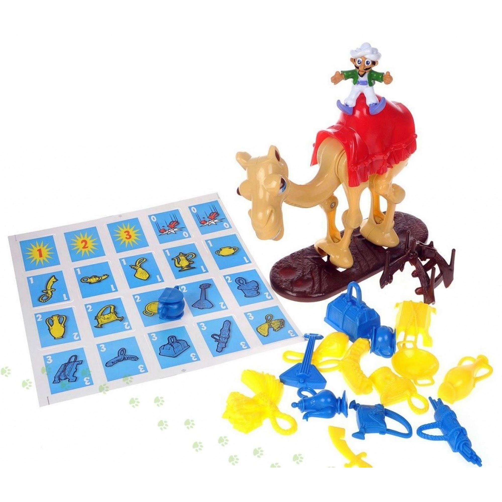 Настольная игра ABtoys Али-Баба и строптивый верблюд