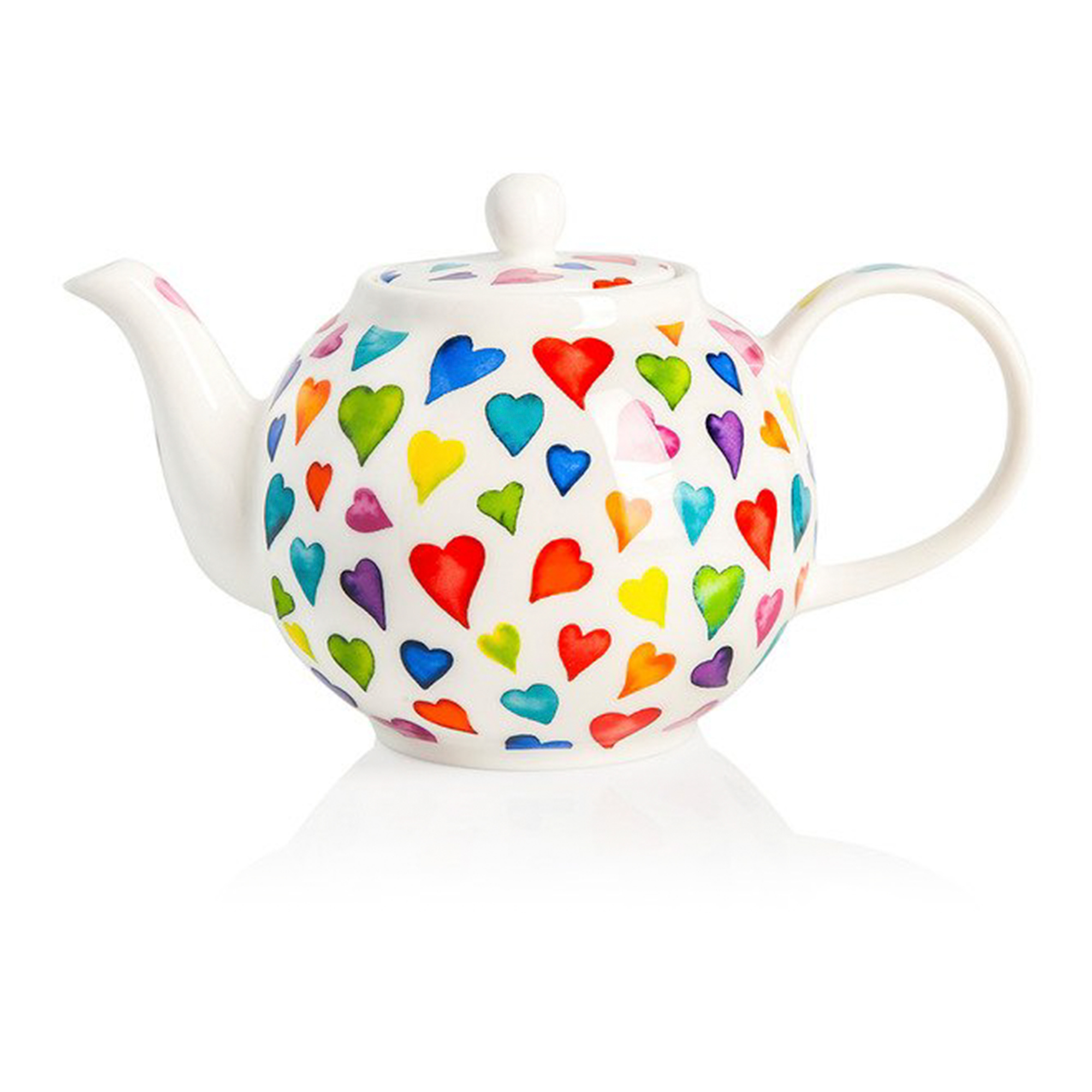 Чайник Dunoon Warm Hearts 0,75 л фото