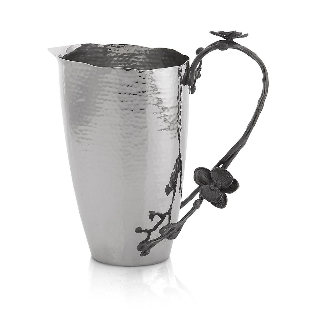 Фото - Кувшин Michael Aram Черная орхидея для напитков 1,6 л подставка для салфеток черная орхидея 20 см черная mar110825 michael aram