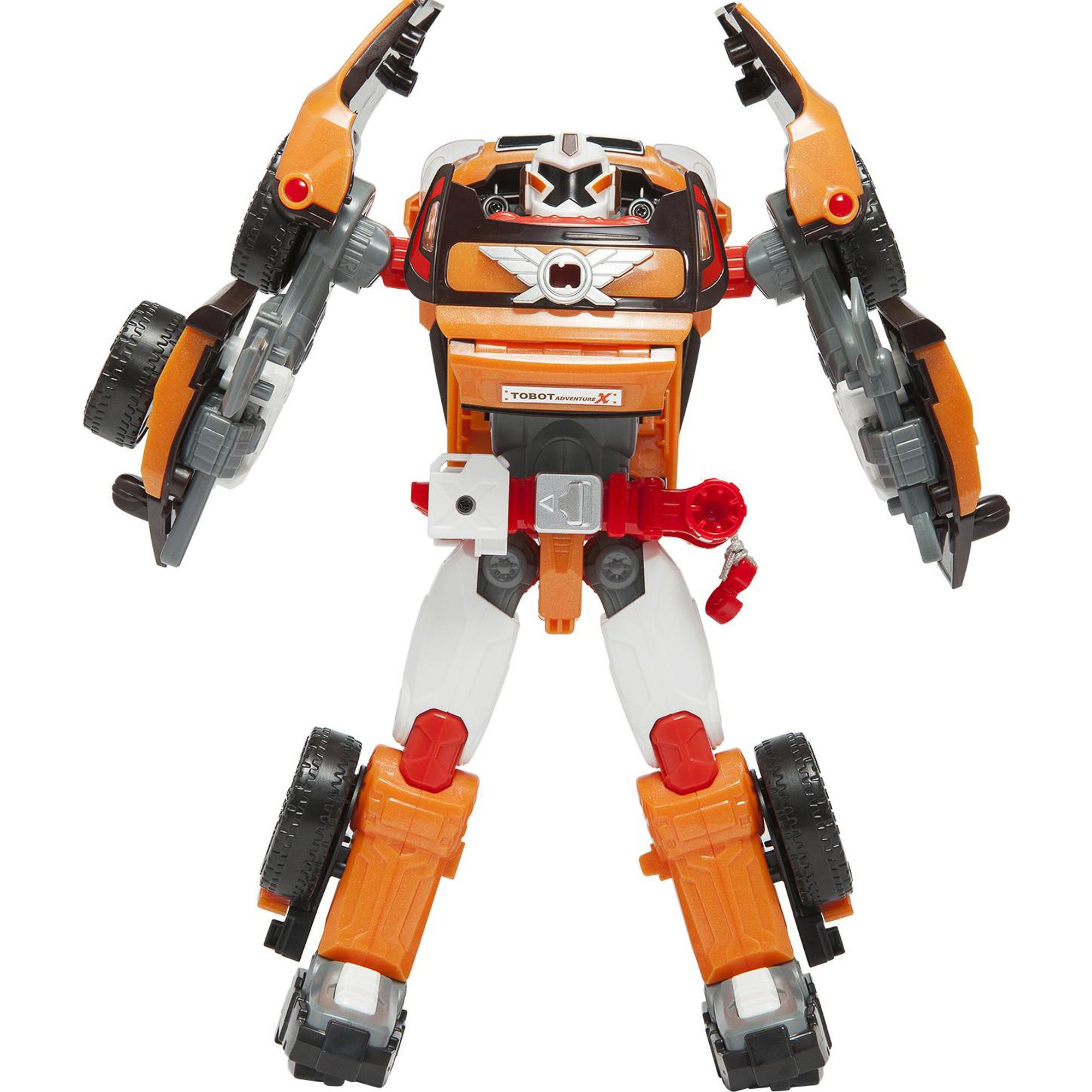 Робот-трансформер Tobot Приключения X фото