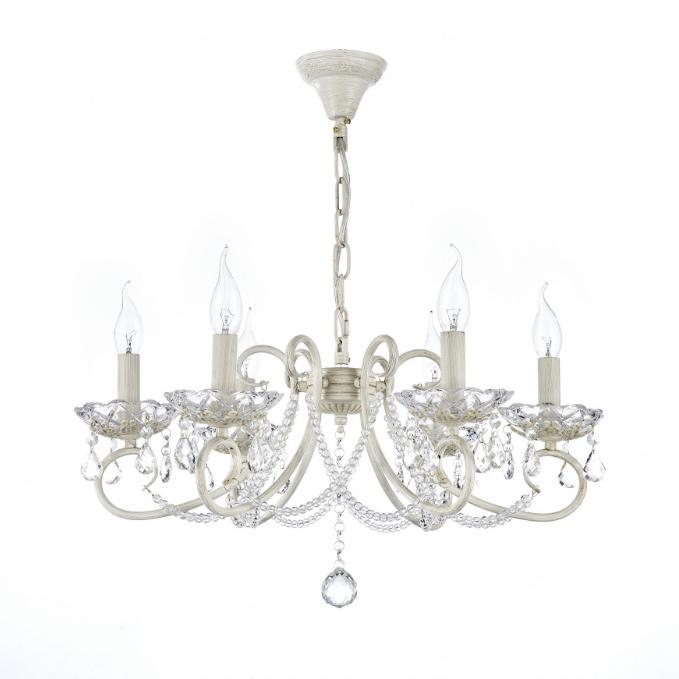 Фото - Люстра Arti lampadari PATRICIA E 1.1.6.600 CG люстра arti lampadari roana e 1 1 8 cg e14 320 вт