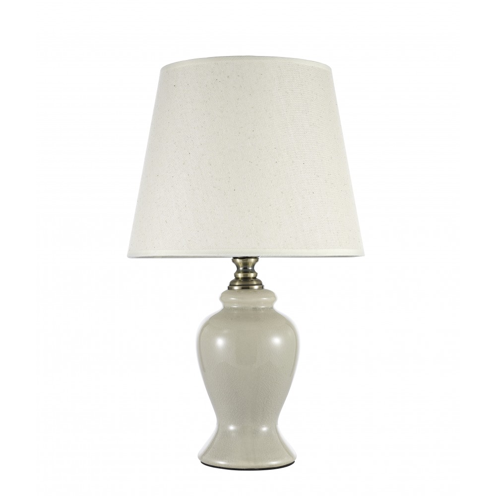 Лампа настольная Arti lampadari LORENZO E 4.1 C настольная лампа arti lampadari bernalda e 4 1 s 60 вт