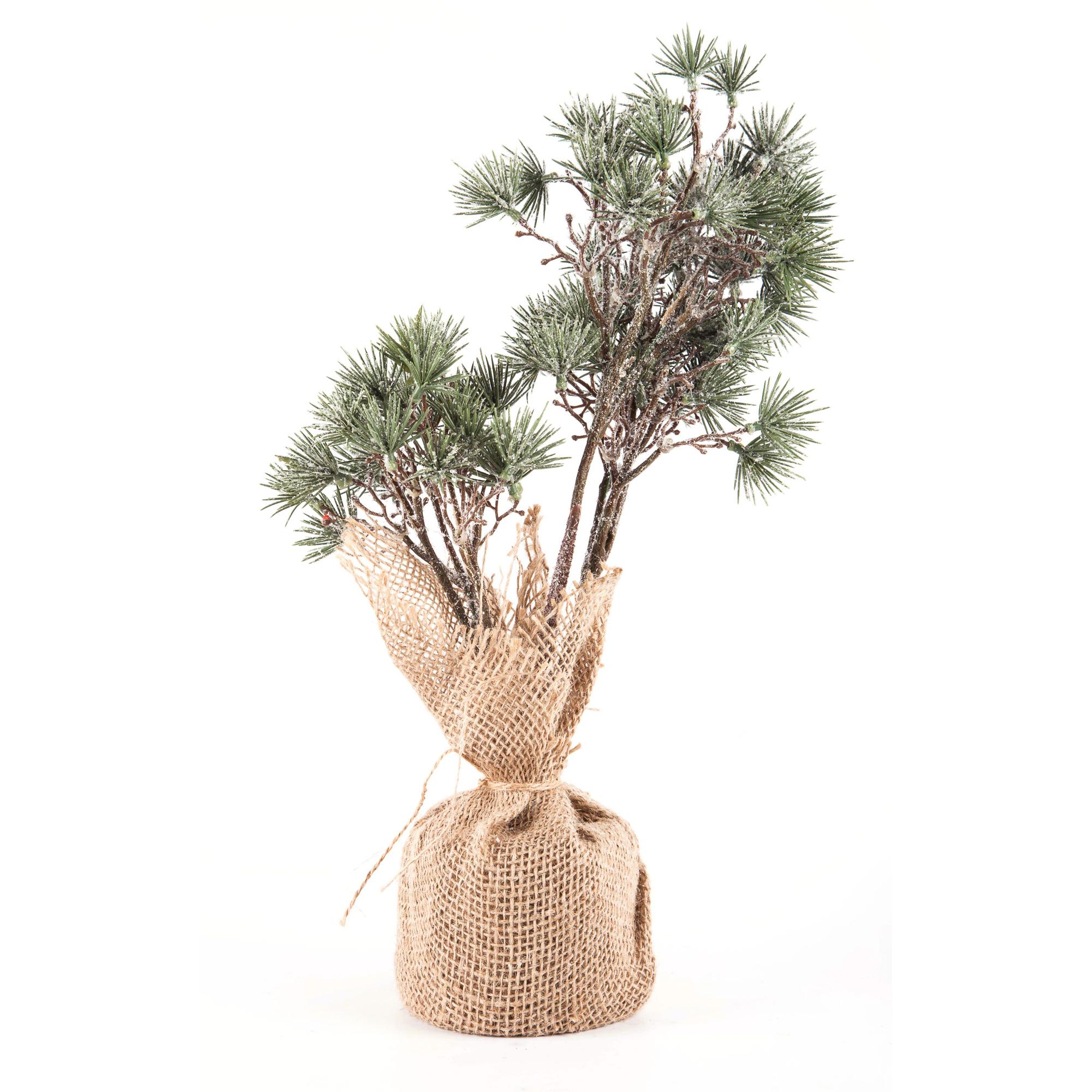 Ветвь искусственная декоративная в горшке Kaeming 683161