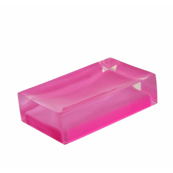 Мыльница RIDDER colours розовый ершик для унитаза ridder colours 22280402 розовый