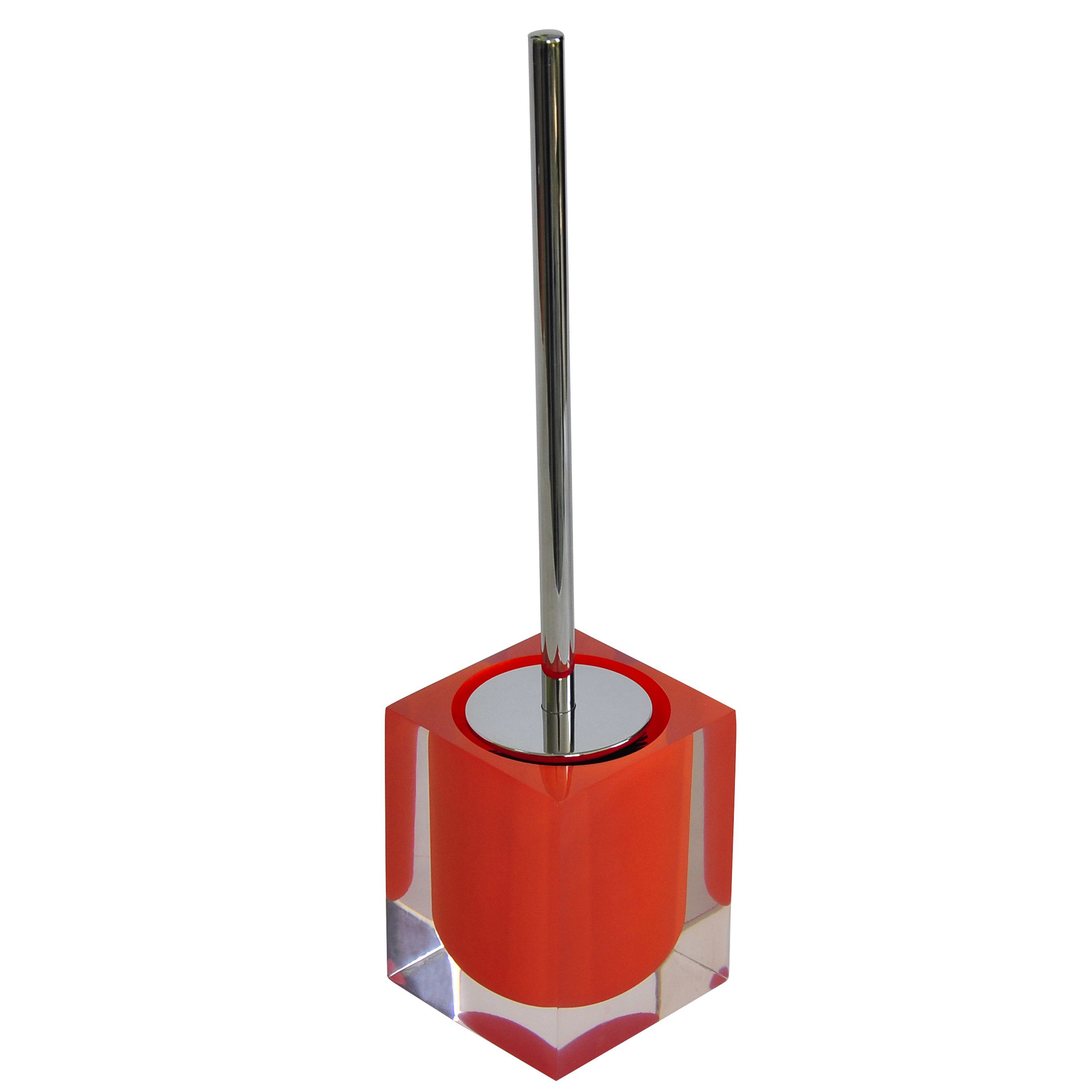 Ёрш для унитаза Colours оранжевый Ridder ершик для унитаза ridder colours 22280402 розовый