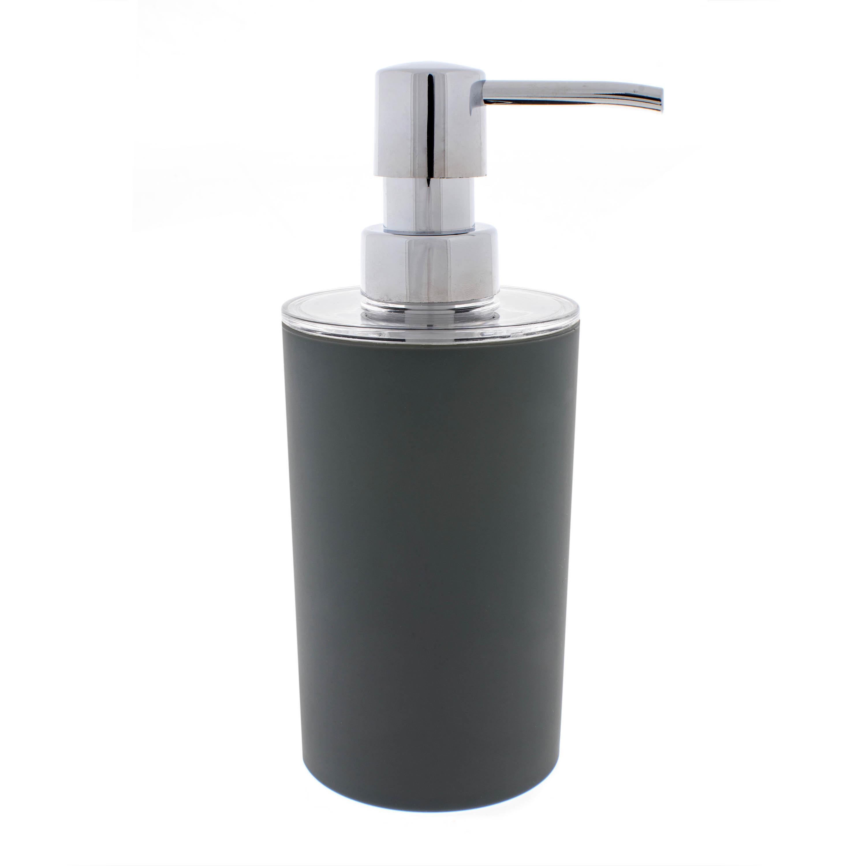 Купить Дозатор для жидкого мыла Touch серый Ridder, дозатор, Китай, полирезина