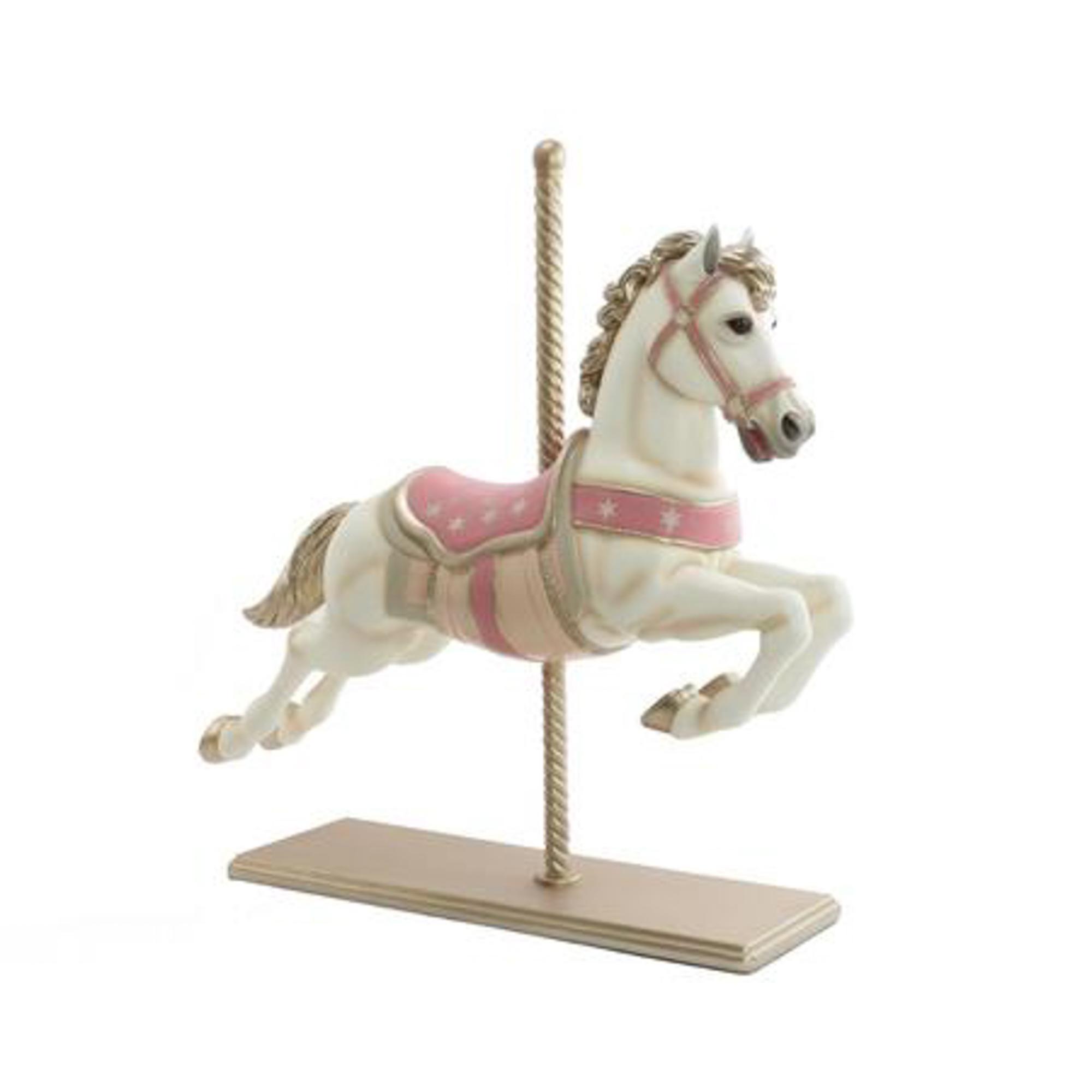 Фигурка декор Kaeming конь 535237 конь ретивый