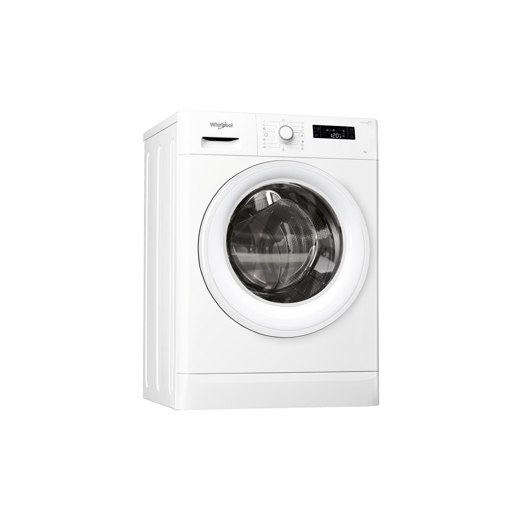 Фото - Стиральная машина Whirlpool FWSF 61052 White стиральная машина whirlpool fwsg 61283 wc