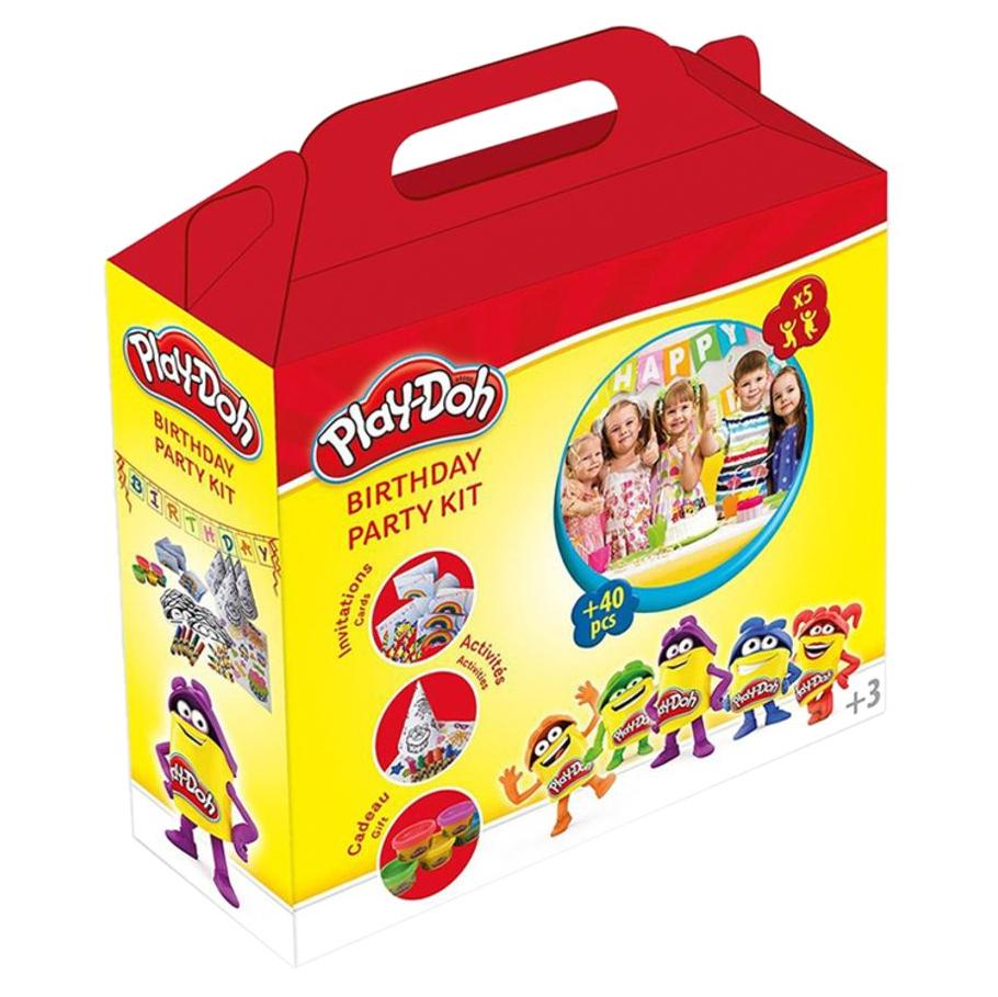 Набор для рисования Play-Doh Вечеринка