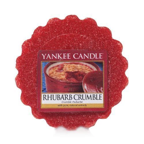 Ароматарталетка Yankee Candle Ревеневая крошка (1519665E)