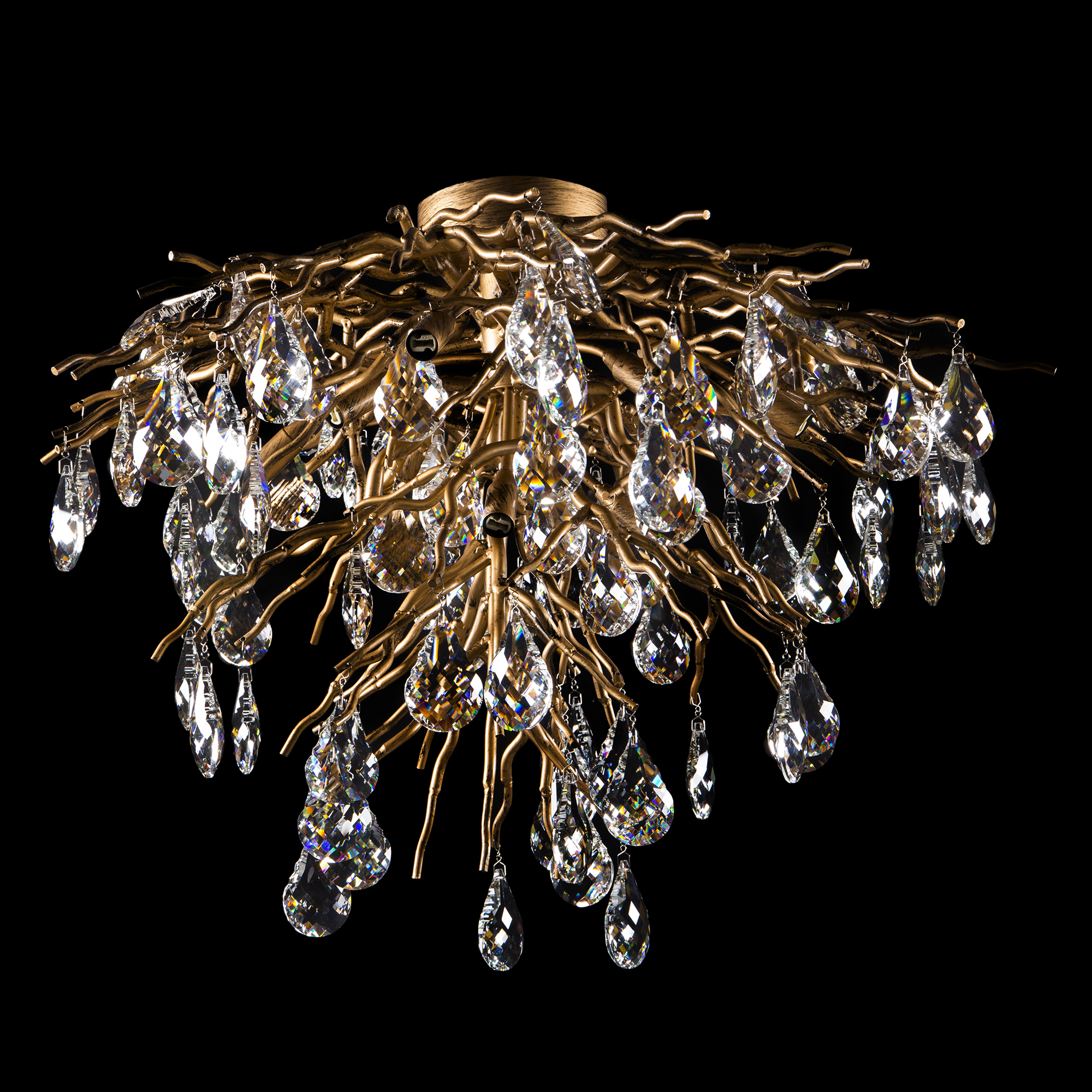Светильник потолочный беллона  80х80х60см Image lighting