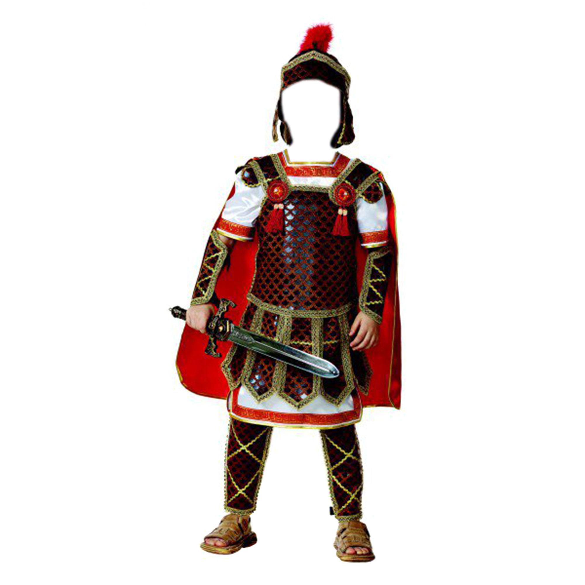 Костюм карнавальный Батик Гладиатор 34 батик карнавальный костюм батик фея лиловая