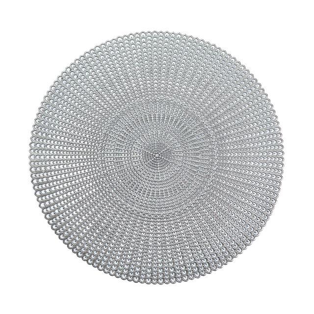 Фото - Подставка под горячее серебро Zeller 26817 подставка под горячее zeller 35 см серый