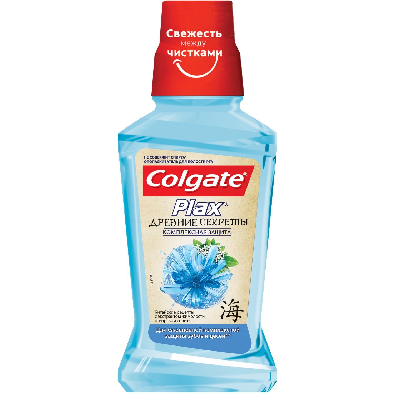 Фото - Ополаскиватель полости рта Colgate PLAX Древние Секреты 250 мл ополаскиватель для полости рта colgate plax фруктовая свежесть 250 мл