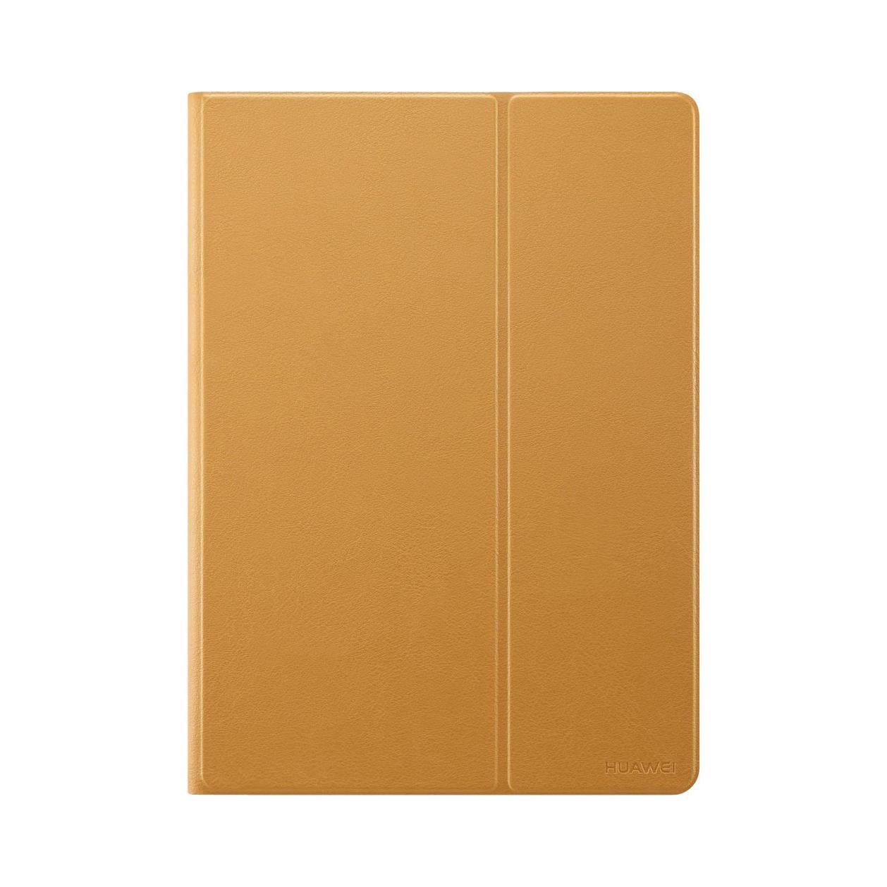 Чехол для планшета Huawei Flip Cover, коричневый фото