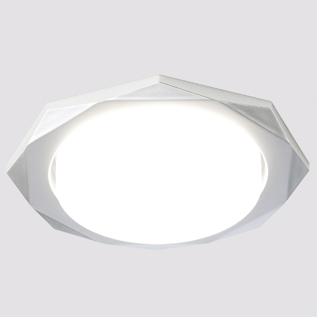 Светильник серебро gx53 Ambrella light G180 SL