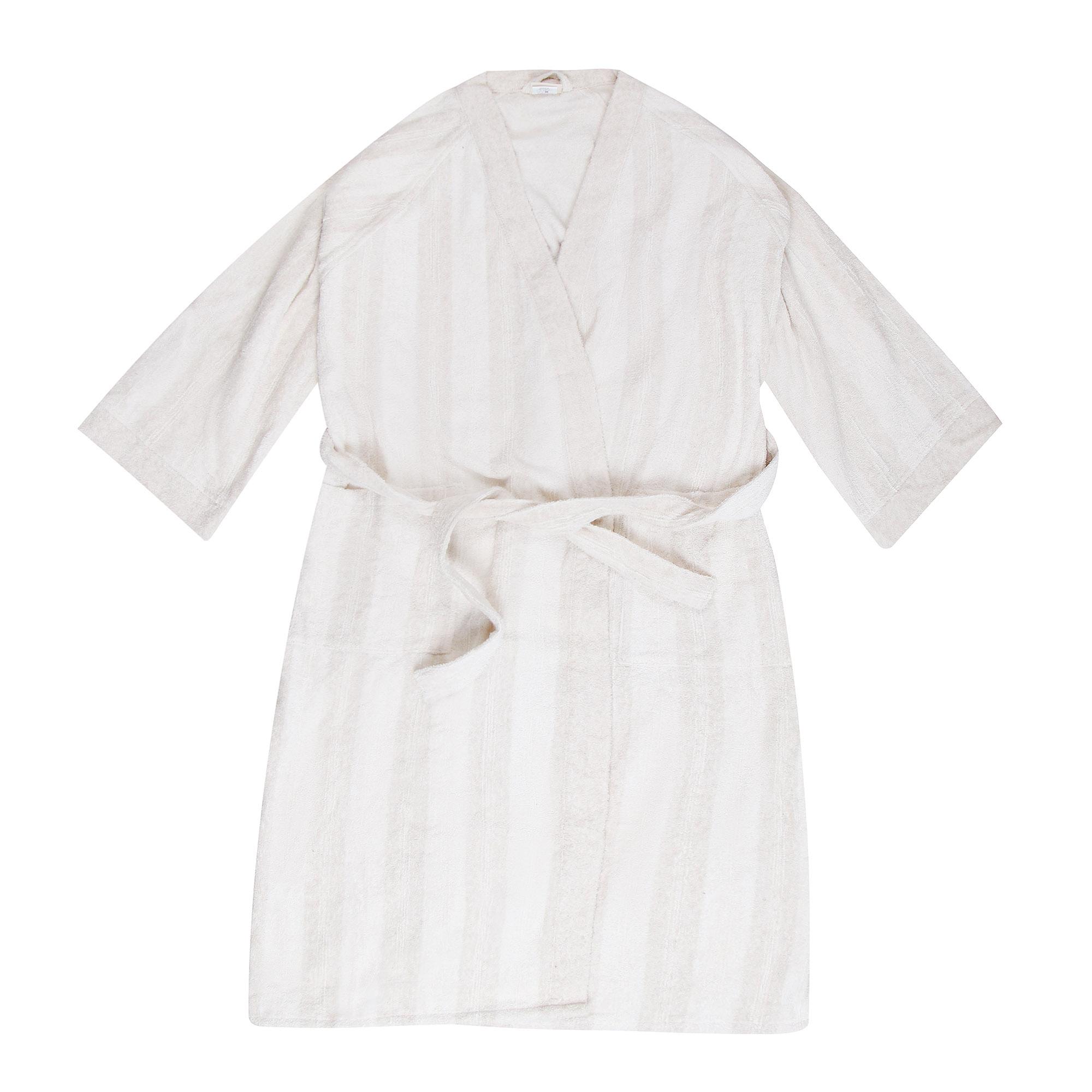Халат женский махровый Svilanit s халат женский essential серый размер s