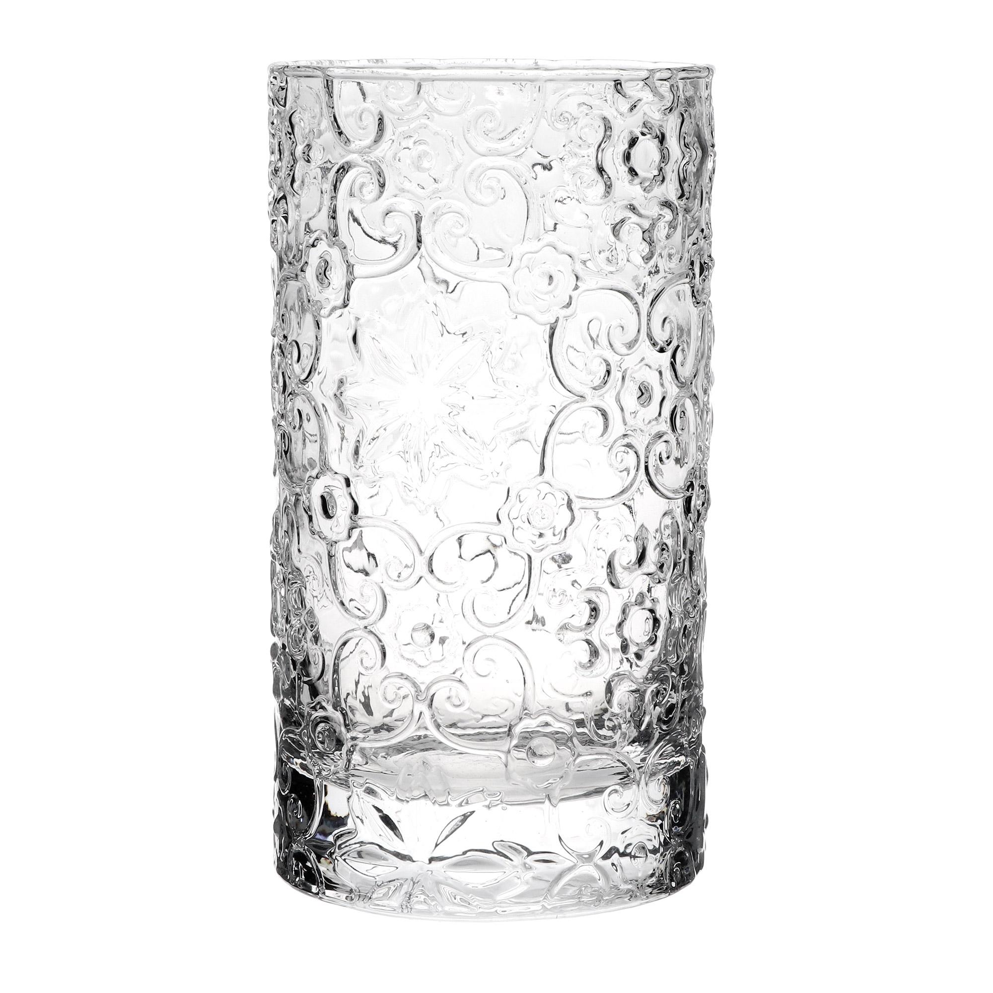 Набор стаканов Ivv arabesque 6шт 420мл.