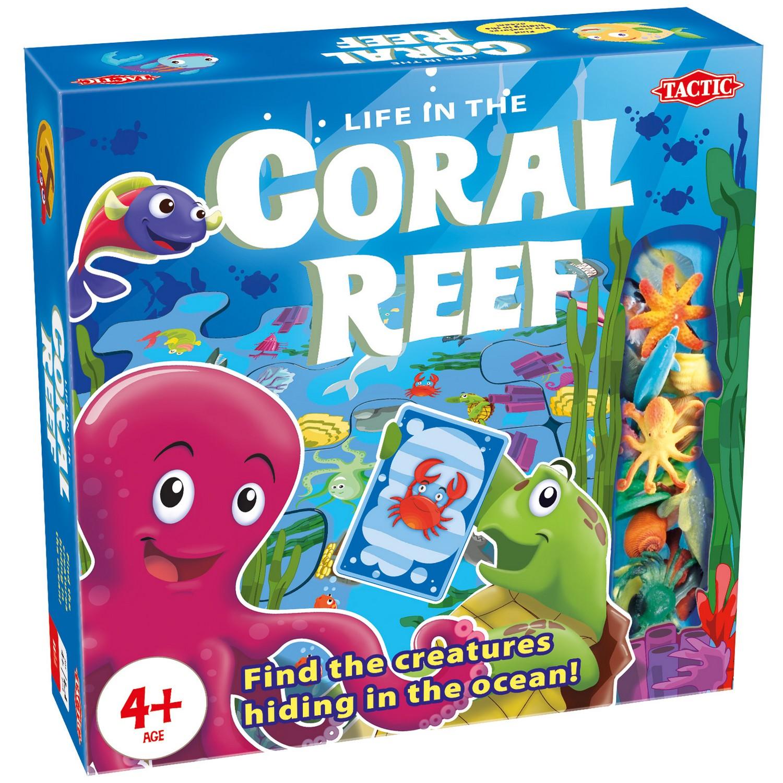 Купить Игра коралловый риф Tactic games 54546, Финляндия, Настольные игры
