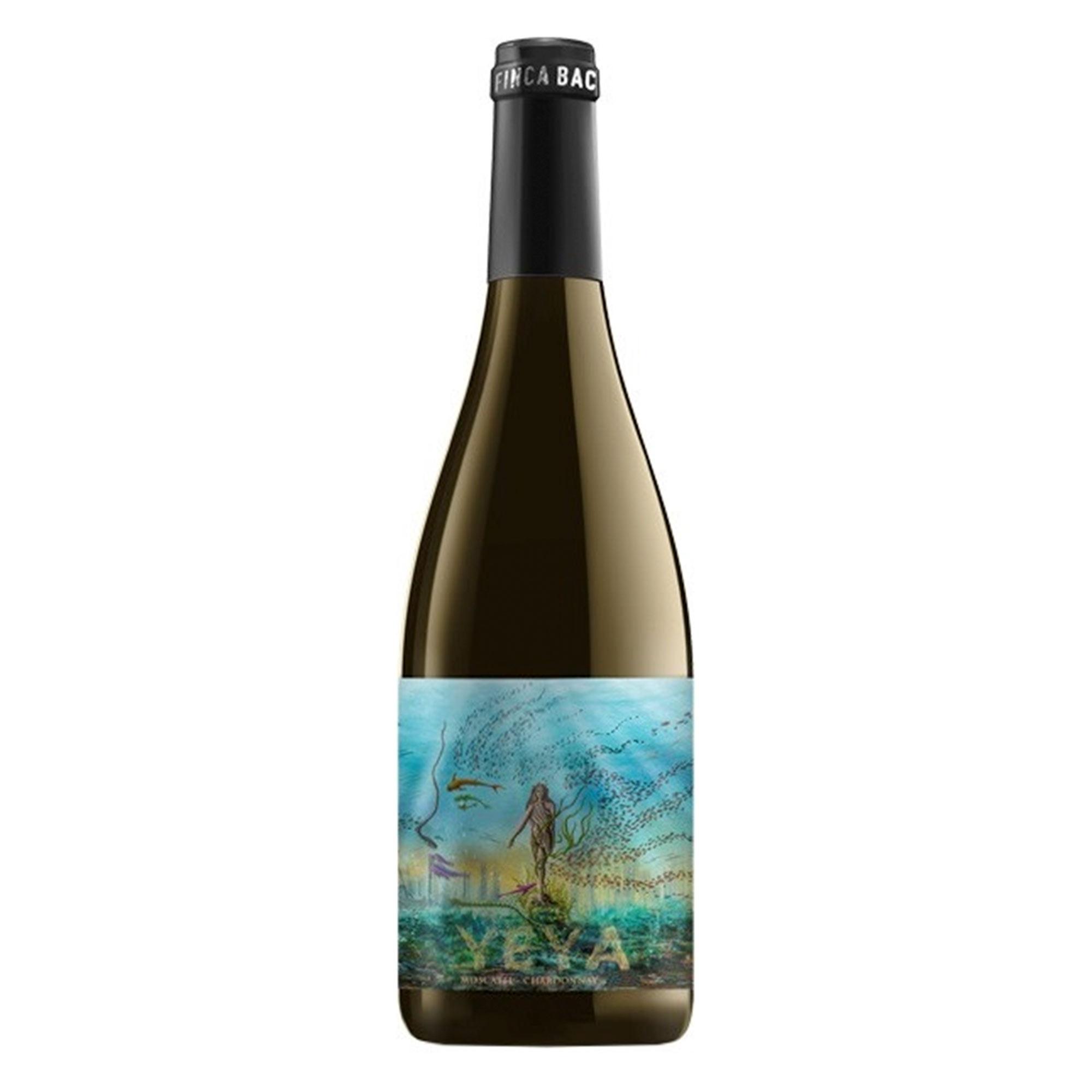 Вино белое сухое Yeya Jumilla 0,75 л