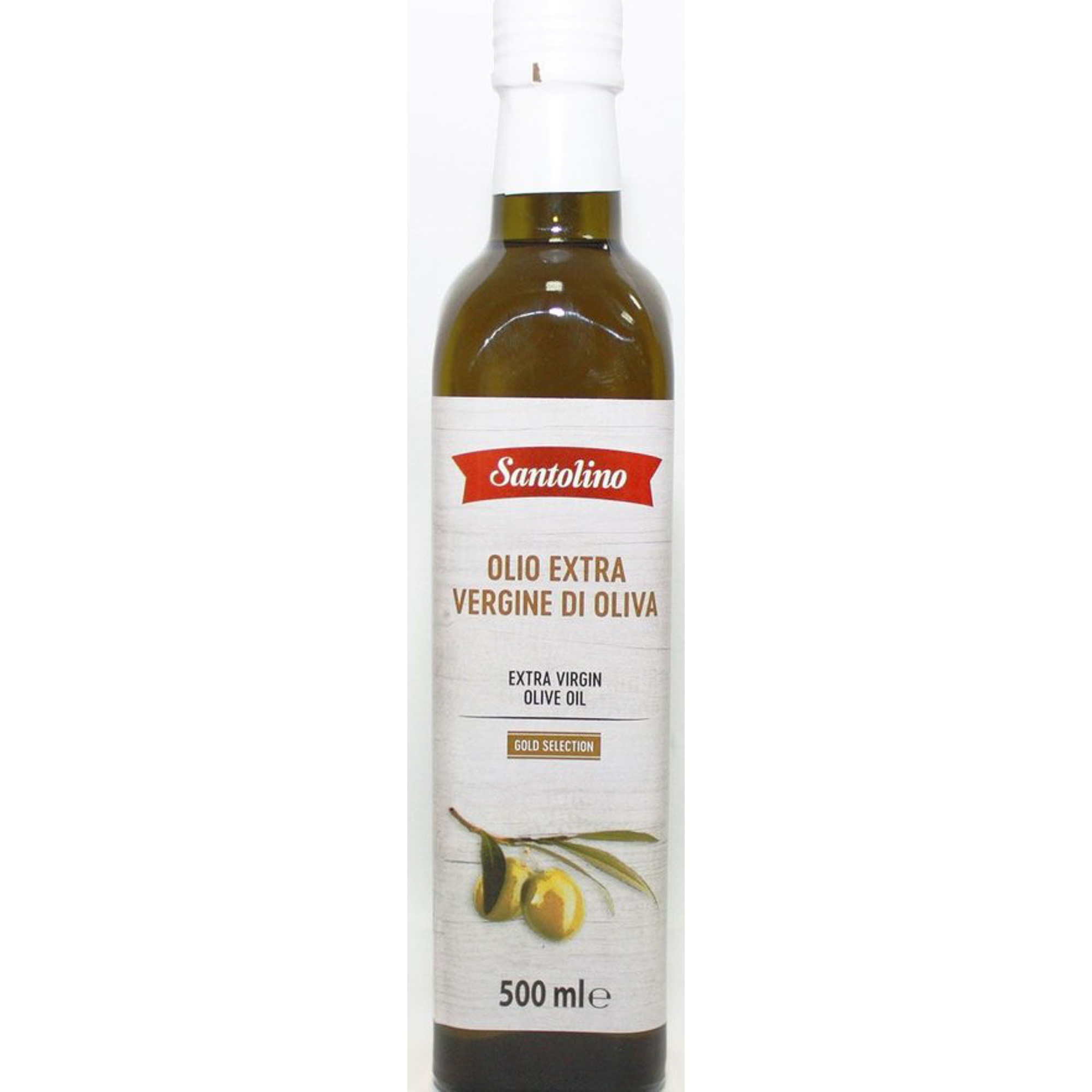 Масло оливковое Santolino Extra Virgin 500 мл масло оливковое farchioni extra virgin di oliva 500 мл