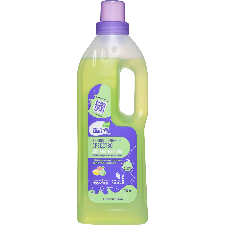 Средство для мытья пола Meine Liebe Антибактериальный эффект 750 мл недорого