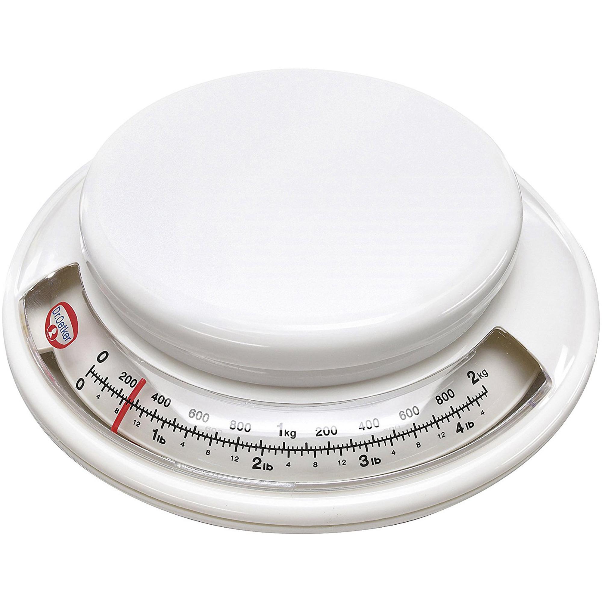 Весы кухонные Dr.Oetker 1531 фото
