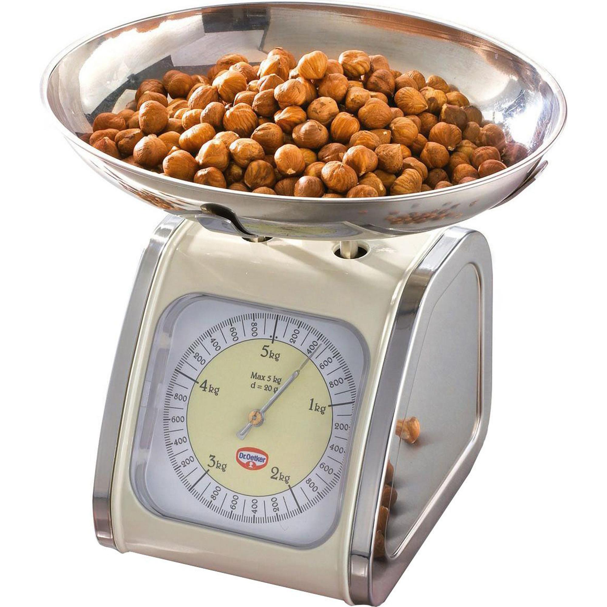 Весы кухонные Dr.Oetker Ностальгия 2145 весы кухонные 5 кг федерация весы кухонные 5 кг