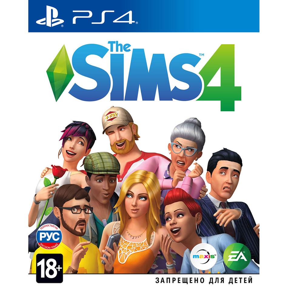 Игра для Sony PS4 The Sims 4 русская версия