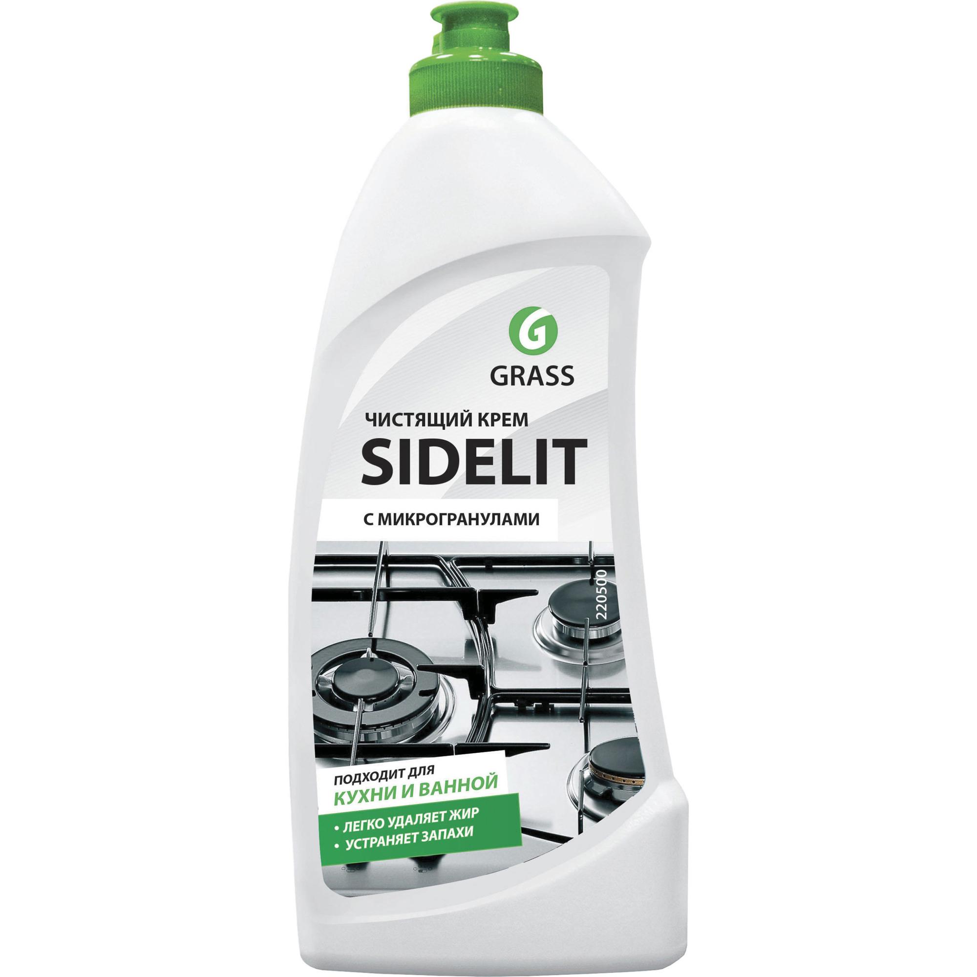 Чистящий крем Grass Sidelit для кухни и ванной комнаты 500 мл