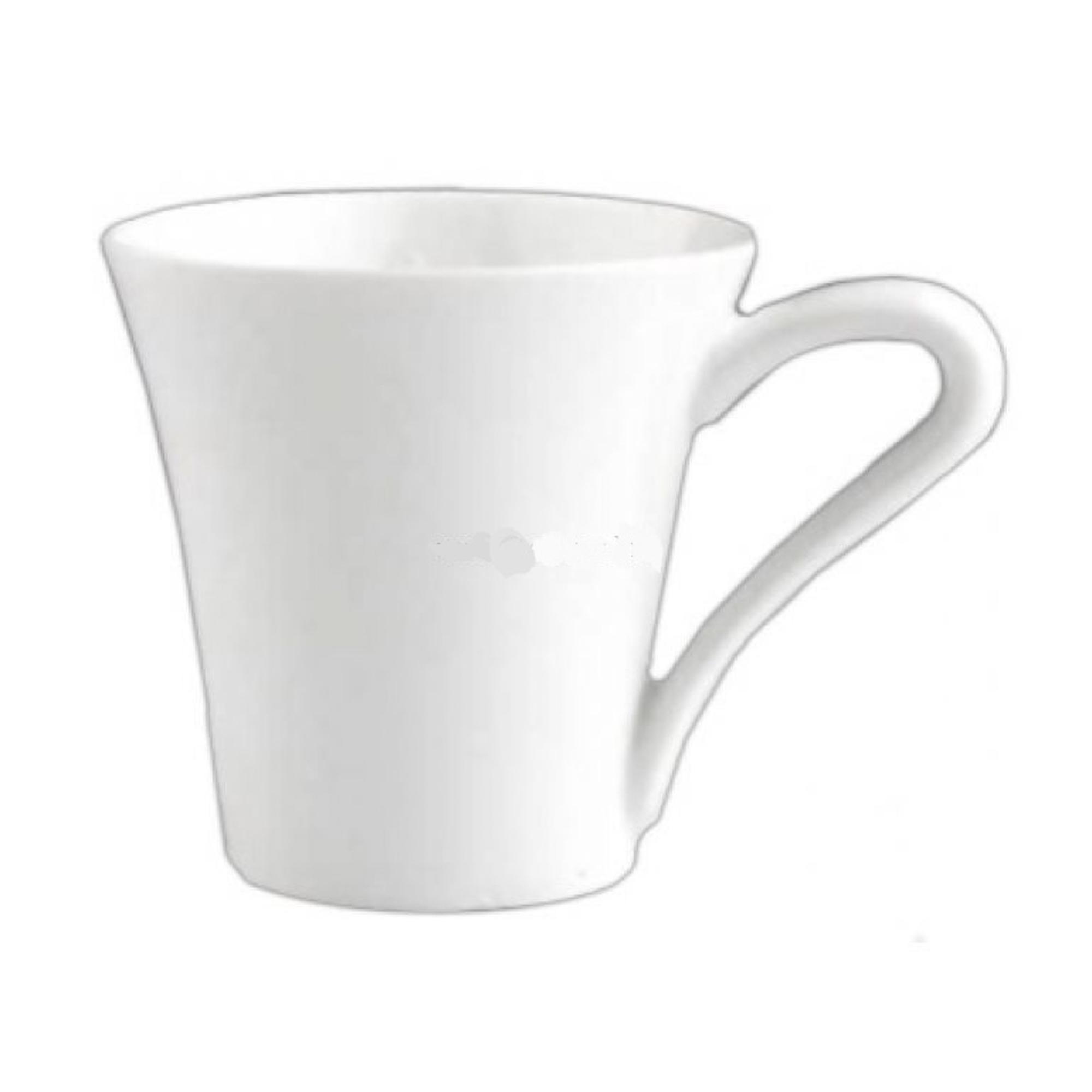 Чашка кофейная 100мл Porcelaine Du Reussy 113310BL1-C00553