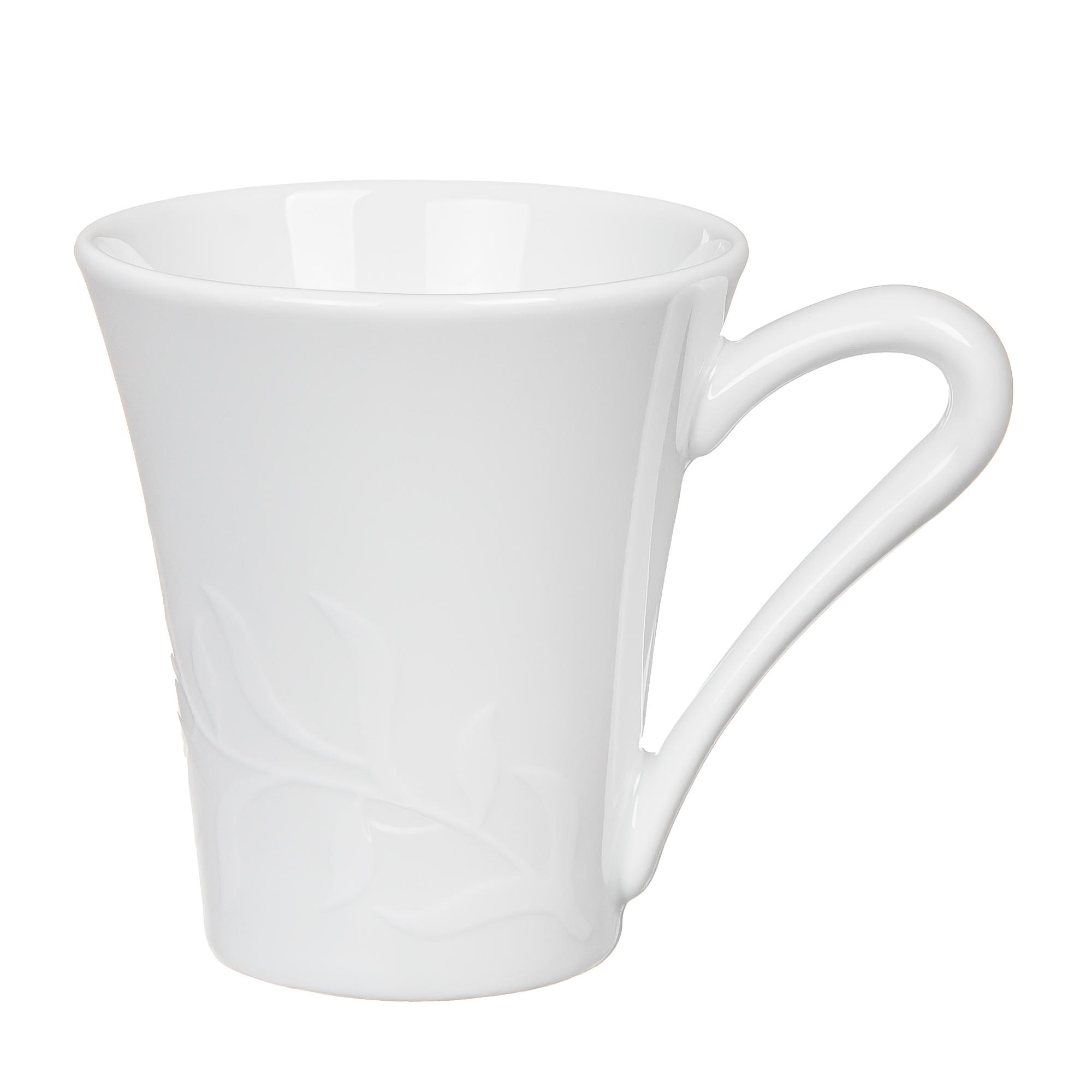 Чашка кофейная vendome nice Porcelaine Du Reussy 113310BL1-C00838