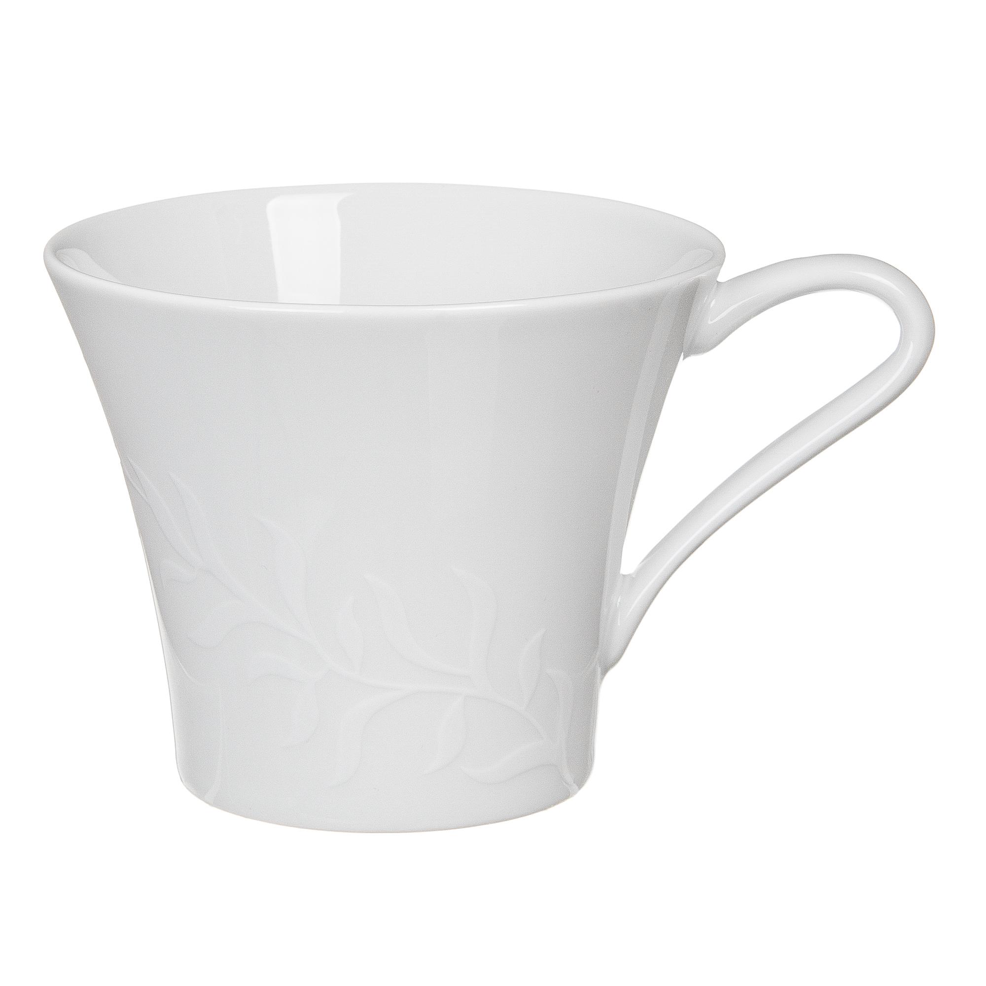 Чашка чайная vendom 280 мл nice Porcelaine Du Reussy 113328BL1-C00838