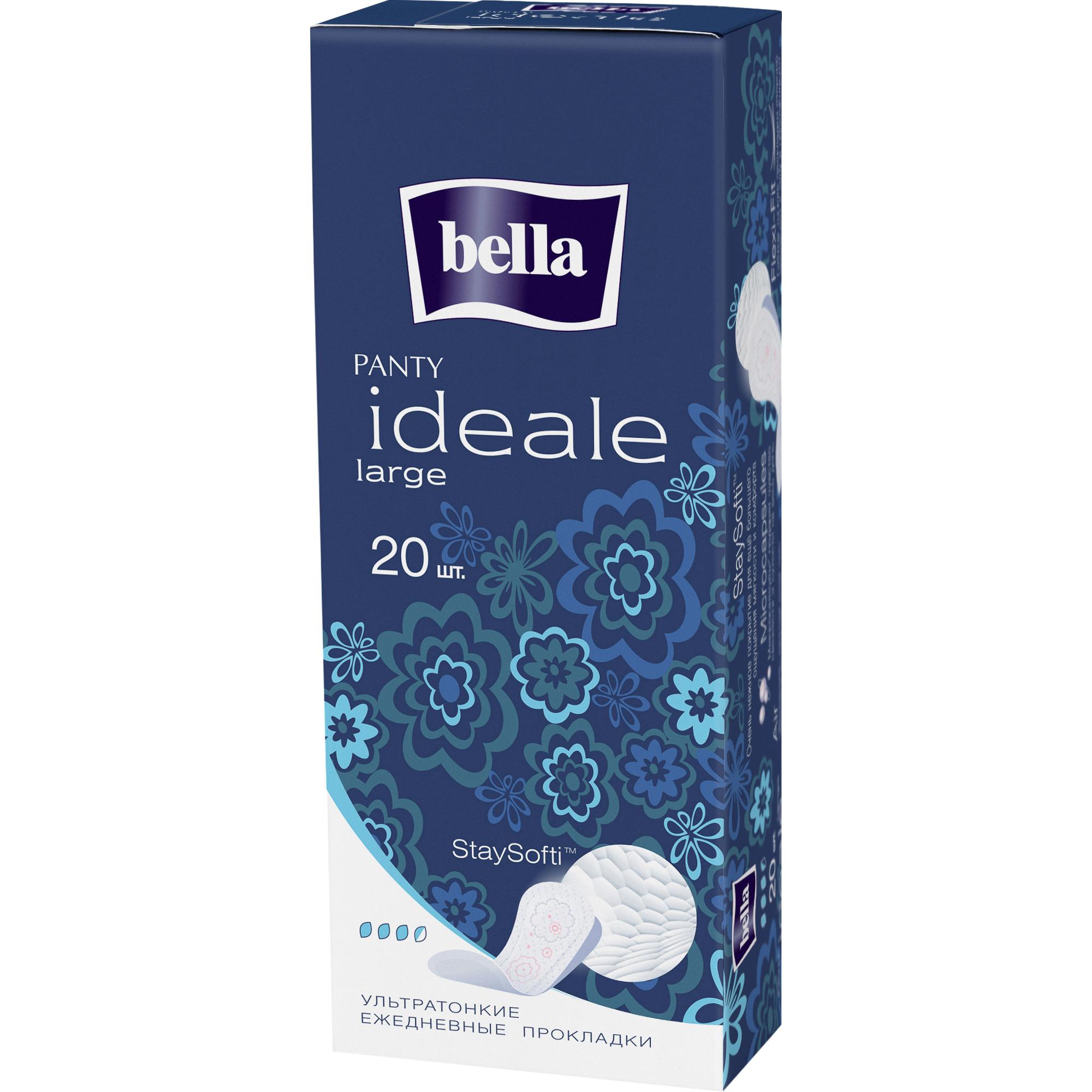 Прокладки Bella Panty Ideale Large 20 шт.