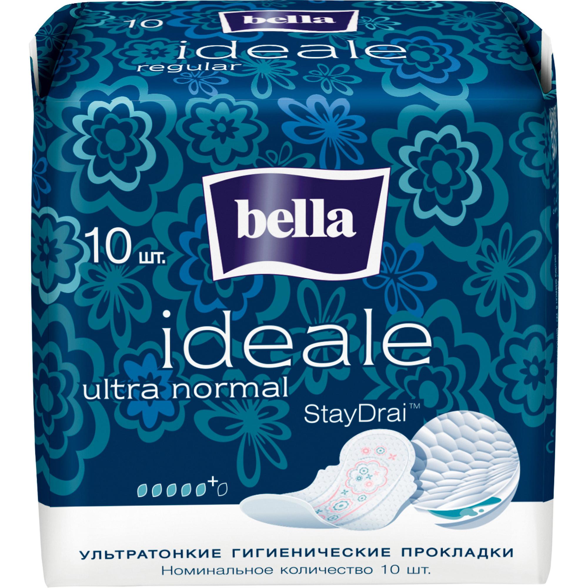 Прокладки Bella Ideale Ultra Normal 10 шт.
